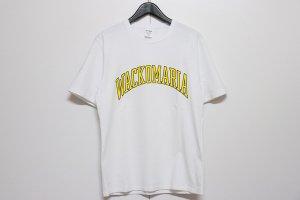 WACKOMARIA/ワコマリア/2019FW/WASHED HEAVY WEIGHT CREW NECK T-SHIRT ( TYPE-4 )/Tシャツ
