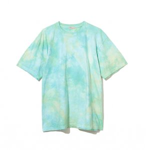 NAISSANCE/ネサーンス/【送料無料】2020SS/SPECKLED DYE T-SHIRT/Tシャツ