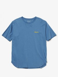 nonnative/ノンネイティブ/2020SS/CAPITAL TEE(BLUE)/TEEシャツ