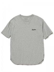 nonnative/ノンネイティブ/2020SS/CAPITAL TEE(H.GRAY)/TEEシャツ