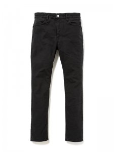 nonnative/ノンネイティブ/【送料無料】2020SS/DWELLER 5P JEANS DROPPED FIT C/P SERGE STRETCH/ジーンズ