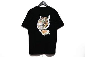 WACKOMARIA/ワコマリア/2020SS/TIMLEHI / USA BODY CREW NECK  T-SHIRT ( TYPE-1 )(BLACK)/クルーネックTシャツ
