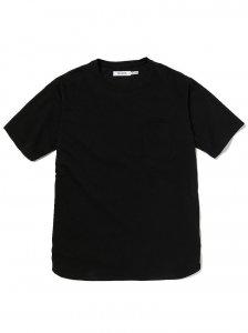 nonnative/ノンネイティブ/【送料無料】2020SU/DWELLER S/S TEE C/P JERSEY COOLMAX®(BLACK)/Tシャツ