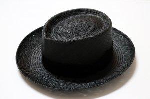 WACKOMARIA/ワコマリア/【送料無料】/HAT(03/MEXICO/BLACK/BRISA(G3))(BLACK GROSGRAIN)/パナマハット