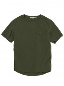 nonnative/ノンネイティブ/【送料無料】2020SUMMER/COACH PULLOVER SHIRT S/S C/P RIPSTOP STRETCH COOLMAX®(OLIVE)