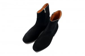 nonnative/ノンネイティブ/【送料無料】38th Collection/RANCHER ZIP UP BOOTS COW LEATHER(BLACK)/ジップアップブーツ