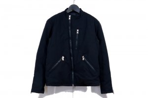 nonnative/ノンネイティブ/【送料無料】38th Collection/RIDER PUFF BLOUSON POLY TWILL Pliantex®(NAVY)/パフブルゾン