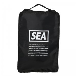 WIND AND SEA/ウィンダンシー/8th Collection/WDS TRAVEL POUCH (LARGE)/トラベルポーチ