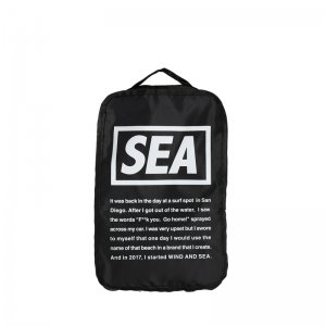WIND AND SEA/ウィンダンシー/8th Collection/WDS TRAVEL POUCH (SMALL)/トラベルポーチ