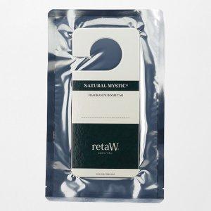retaW/リトゥ/Fragrance Room Tag NATURAL MYSTIC*/ルームタグ