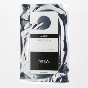 retaW/リトゥ/Fragrance Room Tag ALLEN*/ルームタグ