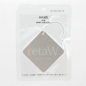 retaW/リトゥ/Fragrance Car Tag BARNEY*/フレグランス・カータグ