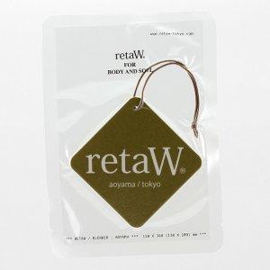 retaW/リトゥ/Fragrance Car Tag EVELYN*/フレグランス・カータグ