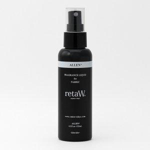 retaW/リトゥ/Fragrance Fabric Liquid ALLEN*/ファブリック・リフレッシュナー