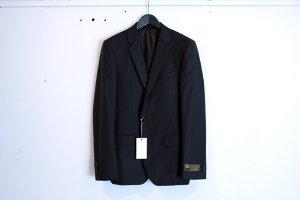 WACKOMARIA(WACKO MARIA dress line)/ワコマリア/NARROW LAPEL TAILORD JKT(BLK LOLO PIANA)/ジャケット
