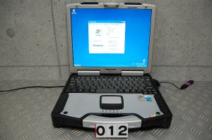 ☆KB012-ジャンク Panasonic TOUGHBOOK CF-29 XPP起動OK☆