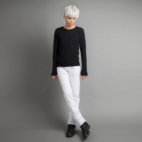 バイクTシャツ 黒 長袖 「kuro-long」