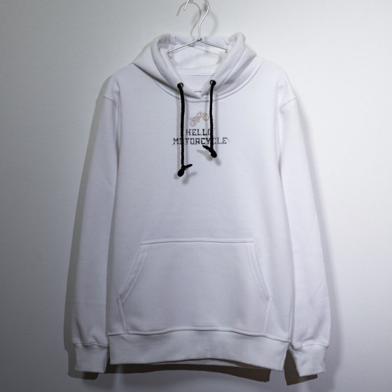 【one-off】official hoodie white (L)<img class='new_mark_img2' src='//img.shop-pro.jp/img/new/icons4.gif' style='border:none;display:inline;margin:0px;padding:0px;width:auto;' />