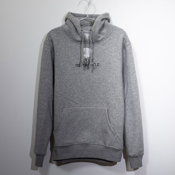【one-off】official hoodie grey (L)<img class='new_mark_img2' src='//img.shop-pro.jp/img/new/icons4.gif' style='border:none;display:inline;margin:0px;padding:0px;width:auto;' />