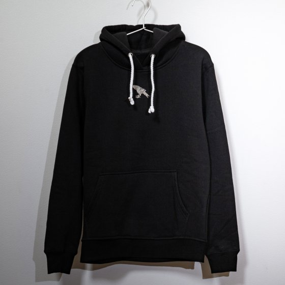 【one-off】official hoodie grey (抜染仕様) (M)<img class='new_mark_img2' src='//img.shop-pro.jp/img/new/icons4.gif' style='border:none;display:inline;margin:0px;padding:0px;width:auto;' />