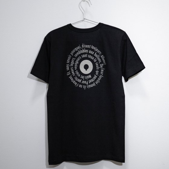 【one-off】official Tee 抜染仕様 (S)<img class='new_mark_img2' src='//img.shop-pro.jp/img/new/icons4.gif' style='border:none;display:inline;margin:0px;padding:0px;width:auto;' />