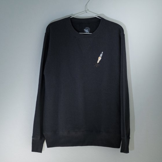 【HMC2020-collection】吊り編み pullover (M)<img class='new_mark_img2' src='//img.shop-pro.jp/img/new/icons4.gif' style='border:none;display:inline;margin:0px;padding:0px;width:auto;' />