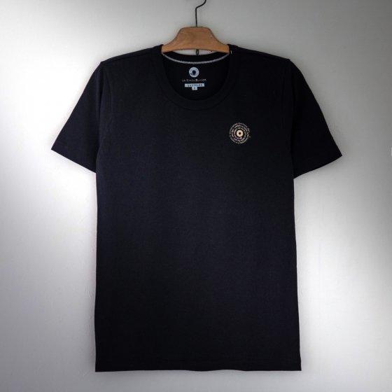 【初版】 黒いTシャツ -milestone- S<img class='new_mark_img2' src='https://img.shop-pro.jp/img/new/icons4.gif' style='border:none;display:inline;margin:0px;padding:0px;width:auto;' />