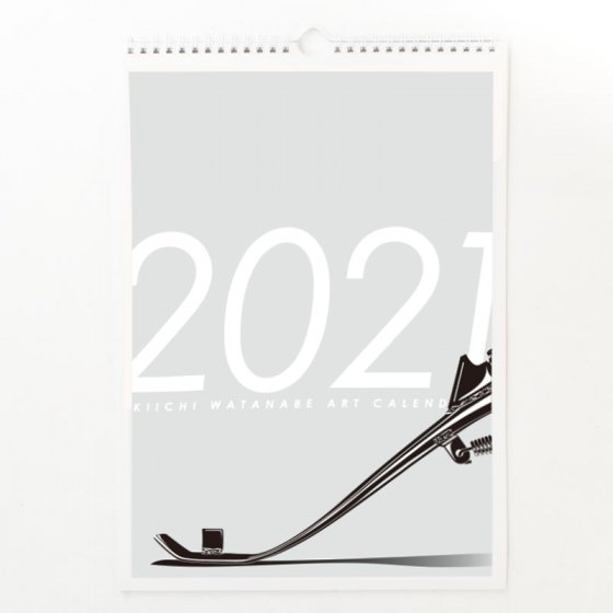Kiichi Watanabe moto-art Calendar 2021<img class='new_mark_img2' src='https://img.shop-pro.jp/img/new/icons4.gif' style='border:none;display:inline;margin:0px;padding:0px;width:auto;' />