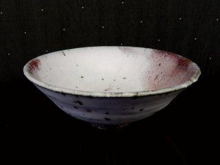 雪中華 大平茶碗