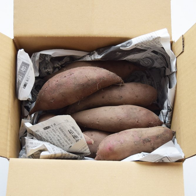 新潟県五泉市産 さつまいも シルクスイート  2kg