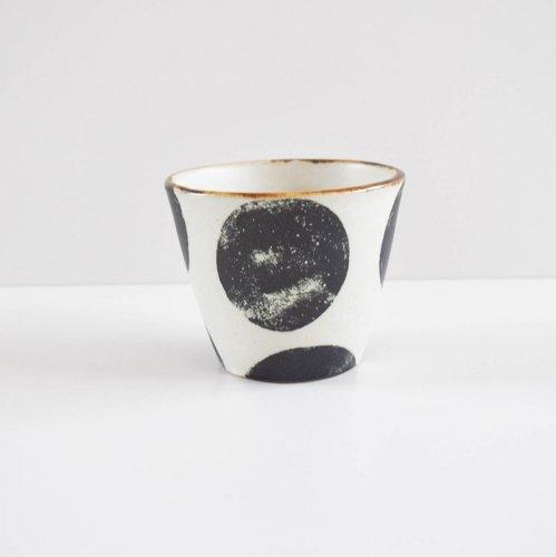 のん窯 フリーカップ 黒