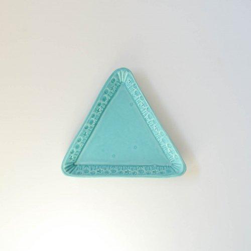 梶山友里 三角のプレート トルコ