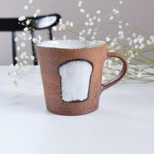 poetoria 種田ゆか パンのマグカップ A