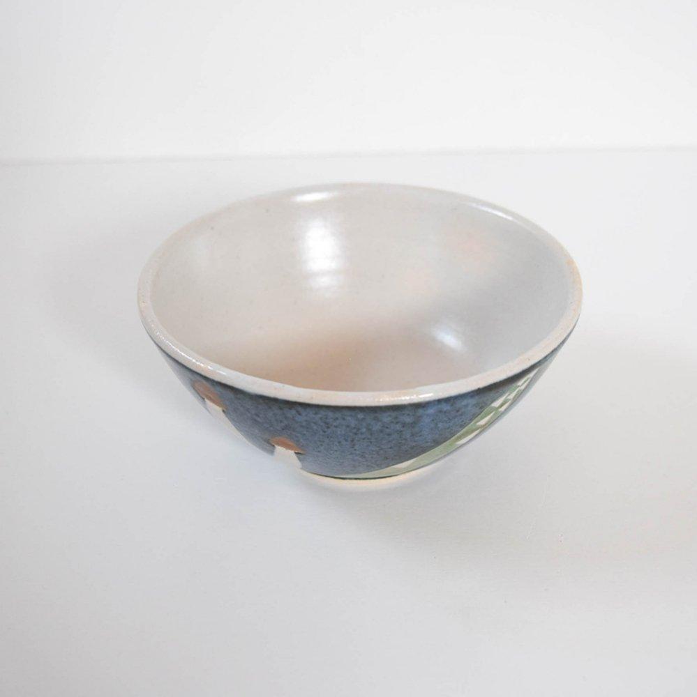 はるな陶芸工房 飯碗 おやさい 中サイズ