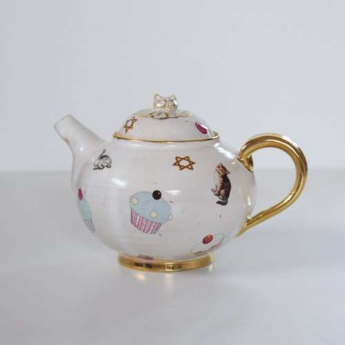 Hiruma Ikumi  midnight tea time ティーポット