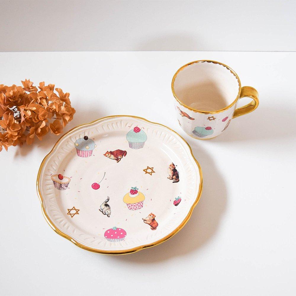 Hiruma Ikumi  midnight tea time プレート