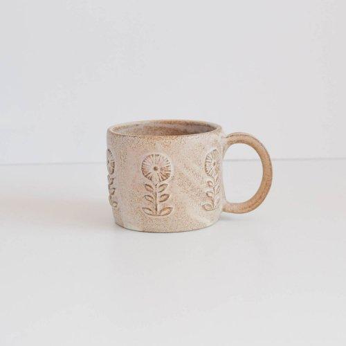 fuji-gallery マグカップ お花 茶