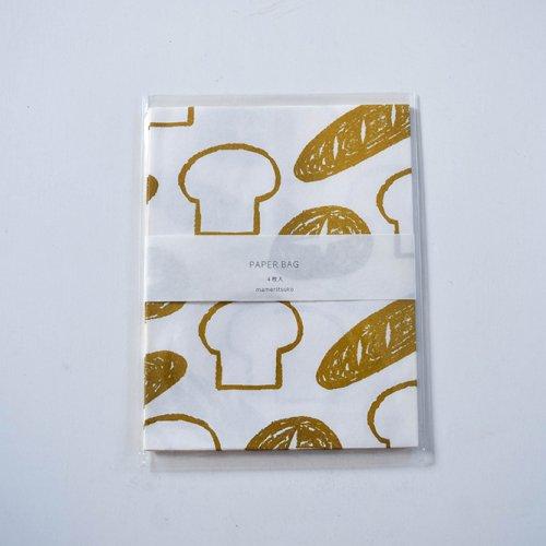 mameritsuko PAPER BAG パン