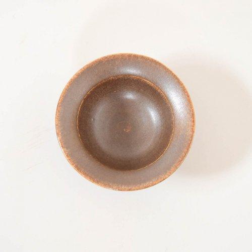 後藤奈々 帽子小鉢 茶