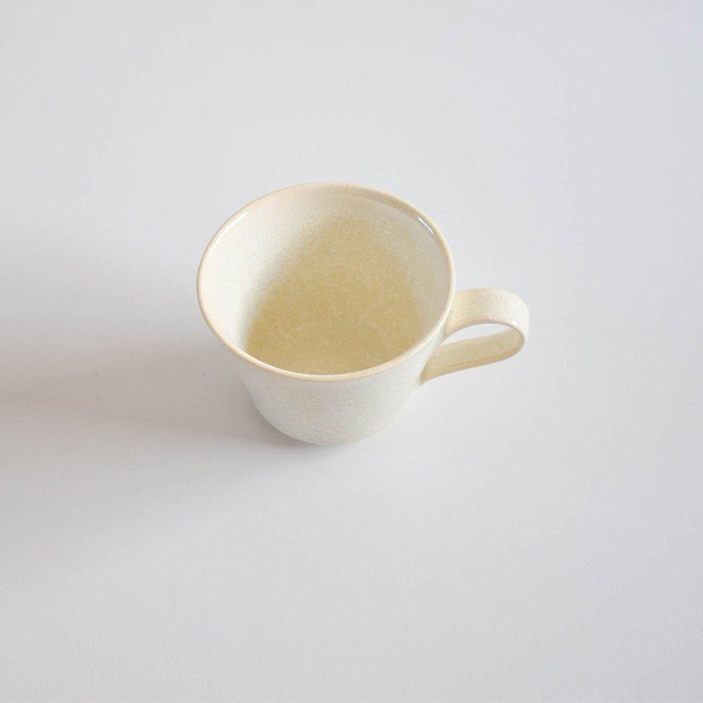 後藤奈々 マグカップ 白