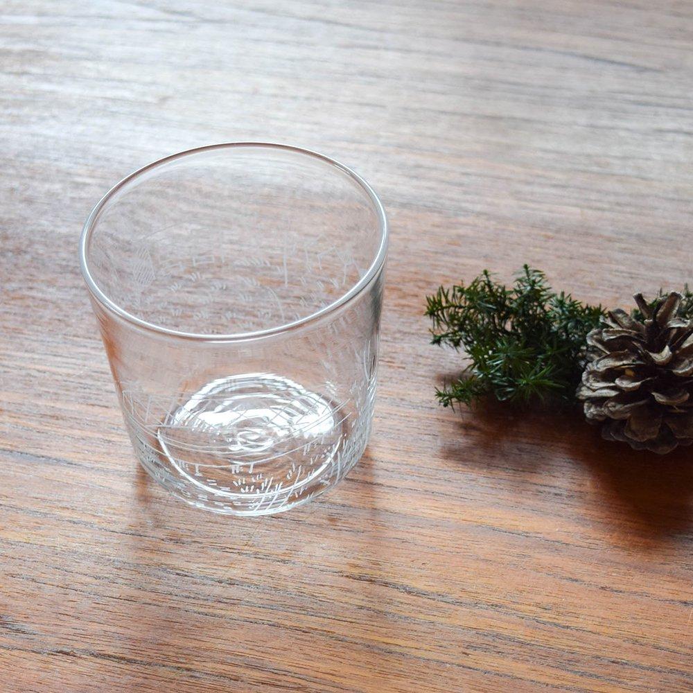 神澤麻紀 ガラスのコップ riverbed