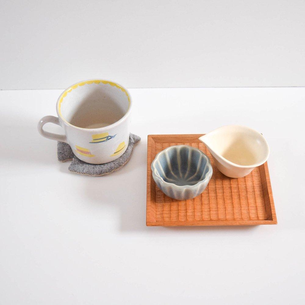 Semi-Aco 加賀雅之 5寸角皿