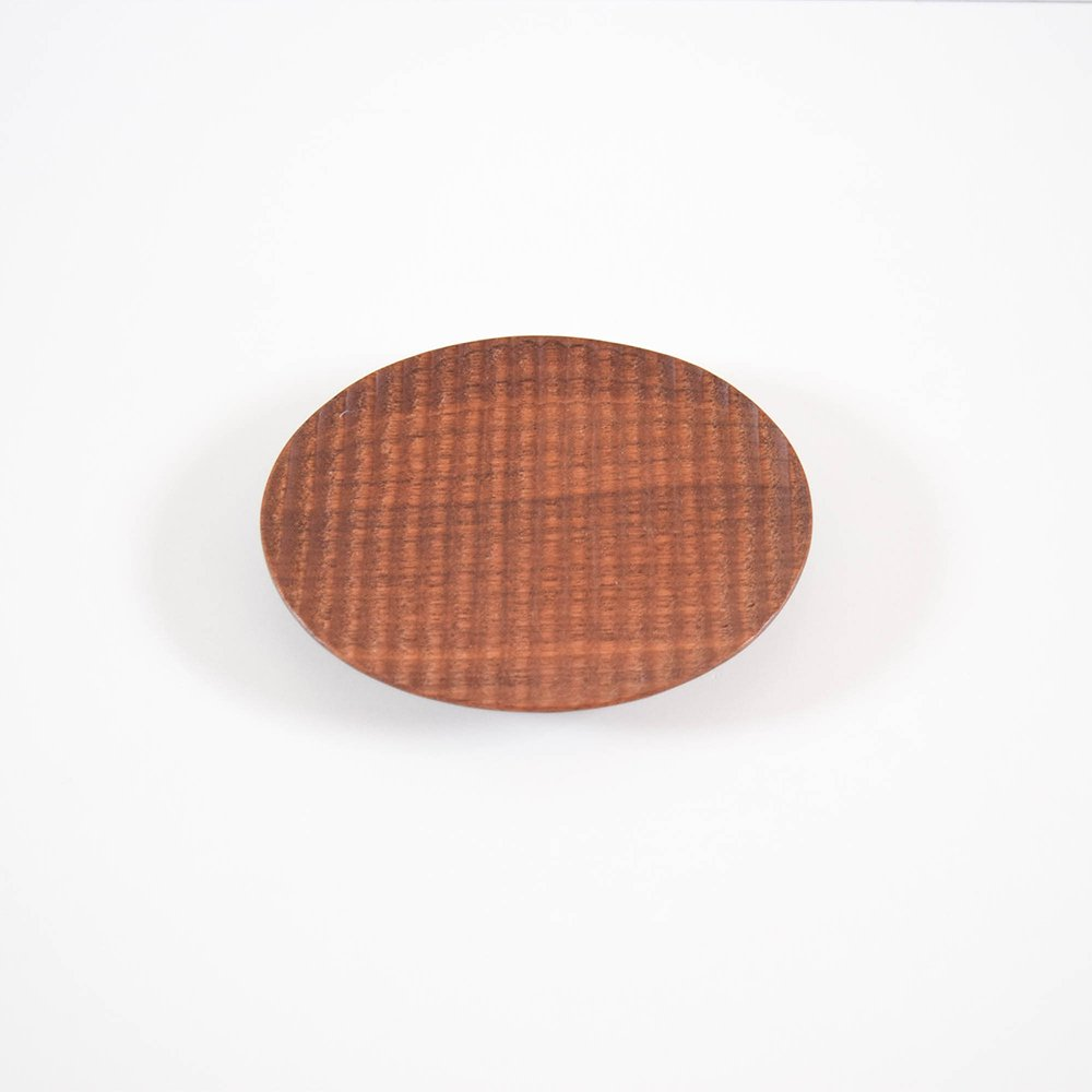 Semi-Aco 加賀雅之 楕円豆皿
