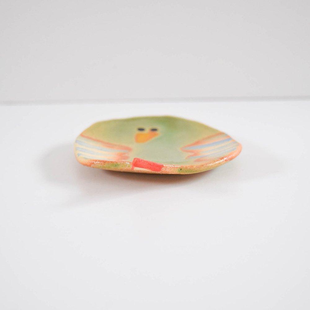 Cosael トリ皿 小 3