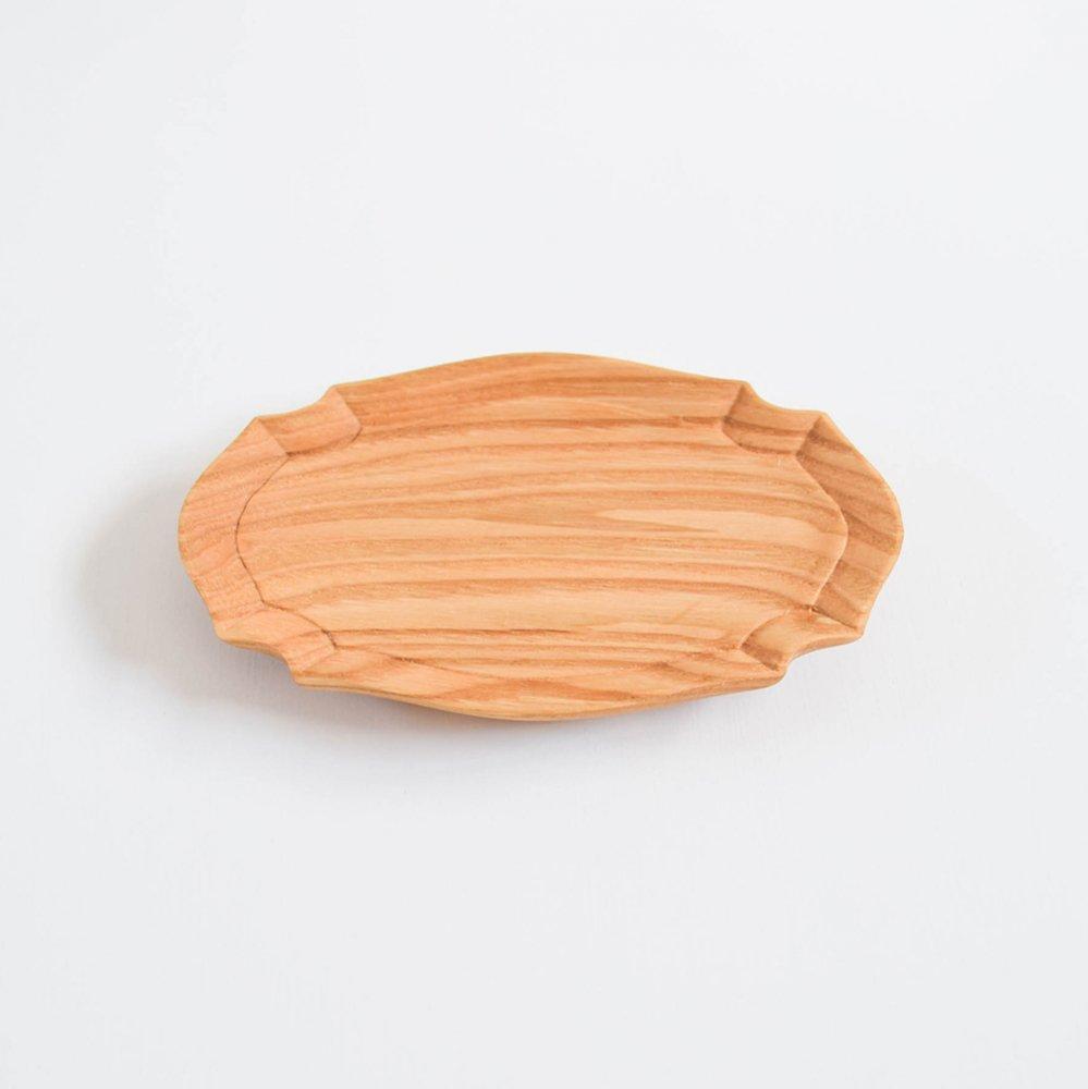 トトコ 菓子皿(クリ)