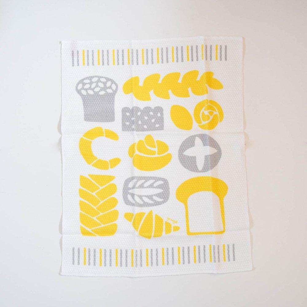 knit kobo.h ディッシュクロス  いろいろなパン
