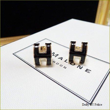4/24(月)〜順次発送 H motif pierce...
