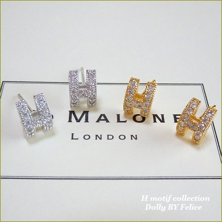 CZ diamond solid H pierce