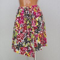 ラップスカート風のオーバースカート カモフラ