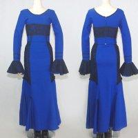 ツーピース Nr.1801 ブルー